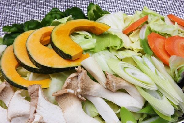 焼き野菜5種